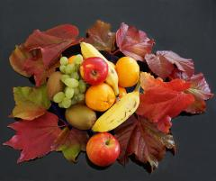 Autumn_Leaves_and_Fruit.jpg - Jenny Turtle