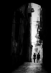 Back streets of Naples - Gail MacDiarmid