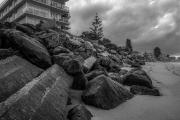 Beachfront at Collaroy - Margaret Frankish