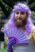 Beard in Mauve - Fran Brew