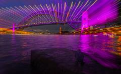 Chinese New Year Bridge - Bruce Wilson