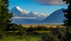 Mt Cook NZ - David Cutler