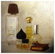 Perfume-Bottles-and-Book - Dawn Zandstra