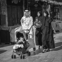 Shopping in Doha - Judith Bennett