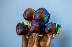 Stacked African Girls - Guy Machan