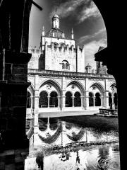 The Old Cathedral of Coimbra - Fran Brew