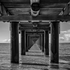 Under the Pier - Nigel Streatfield